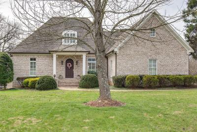 Columbia Single Family Home For Sale: 2811 Carters Creek Sta Rd