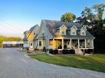 Mount Juliet Single Family Home For Sale: 2862 Leeville Rd