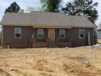Shelbyville Single Family Home For Sale: 106 Blue Grass Dr