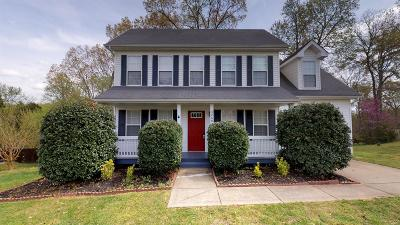 Woodlawn Single Family Home Active Under Contract: 3260 Backridge Rd