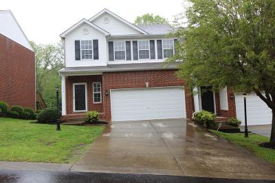 Old Hickory Condo/Townhouse For Sale: 5304 Southfork Boulevard