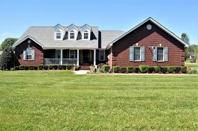 Winchester Single Family Home For Sale: 3673 Decherd Estill Rd