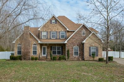 Rutherford County Single Family Home Under Contract - Showing: 2021 Creekstone Xing