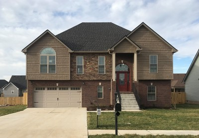 Clarksville Single Family Home For Sale: 506 Autumnwood Farms