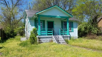 Hermitage Single Family Home For Sale: 1002 N 7th St