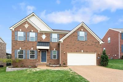 Mount Juliet Single Family Home Under Contract - Not Showing: 301 Cobblestone Landing