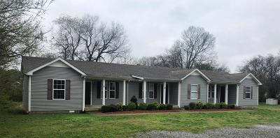 Clarksville Multi Family 5+ Under Contract - Showing: 206 Mitchell St