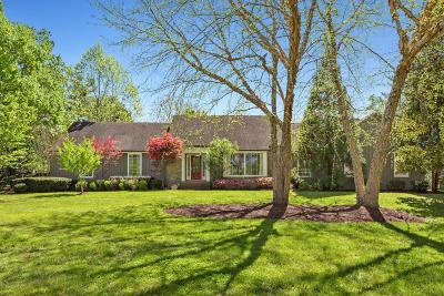 Brentwood  Single Family Home For Sale: 5401 Camelot Rd