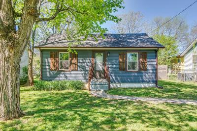 Madison Single Family Home Under Contract - Not Showing: 321 Hickory St