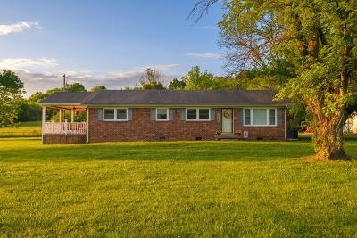 Shelbyville Single Family Home For Sale: 2825 Highway 130 East