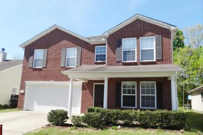 Antioch Single Family Home For Sale: 5012 Smith Springs Pkwy
