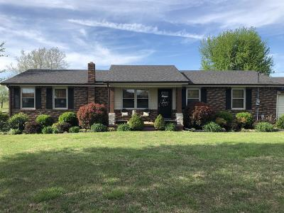 Tennessee Ridge Single Family Home For Sale: 450 Hurricane Loop
