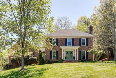 Brentwood Single Family Home For Sale: 6936 Southern Woods Dr