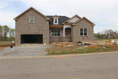 Cedar Hill, Adams Single Family Home For Sale: 4355 Memory Ln