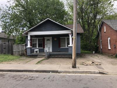 Nashville Single Family Home For Sale: 1608 Cockrill St