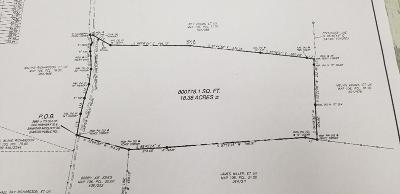 Residential Lots & Land For Sale: Sanford McElroy Rd