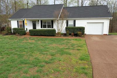White Bluff Single Family Home For Sale: 125 Carriage Way
