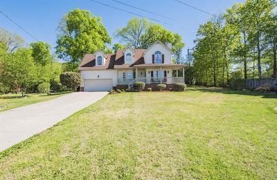 Smyrna Single Family Home For Sale: 308 Stafford Ct