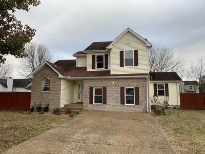 Greenbrier Single Family Home For Sale: 2009 Dogwood Ln