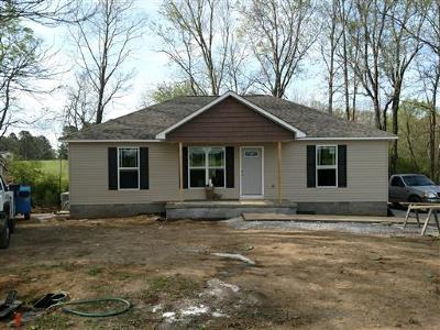 Lawrenceburg Single Family Home Under Contract - Showing: 4005 Clanton Rd
