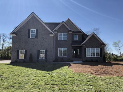Rutherford County Single Family Home For Sale: 3016 Beaulah Drive