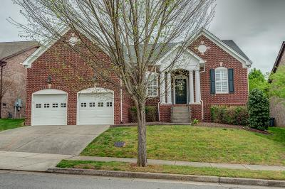 Nolensville Single Family Home For Sale: 8917 Macauley Ln