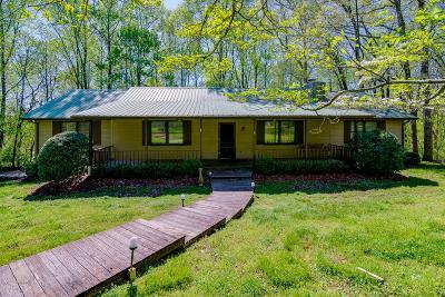 Nashville Single Family Home For Sale: 456 Deer Ridge Ln