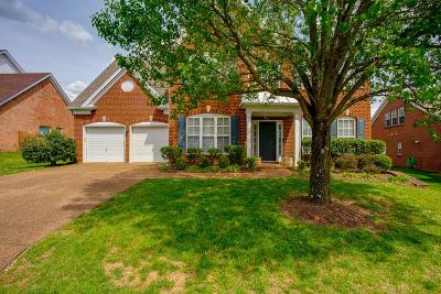 Brentwood Single Family Home For Sale: 312 Swynford Ct
