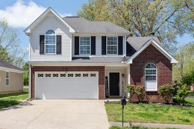 White House Single Family Home Under Contract - Showing: 891 Picadilly Dr