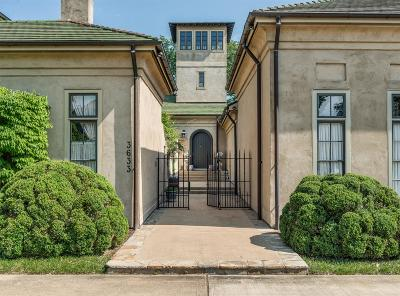 Nashville Condo/Townhouse For Sale: 3635 W End Ave