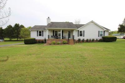 Lebanon Single Family Home Under Contract - Not Showing: 104 Gilbert Valley Dr