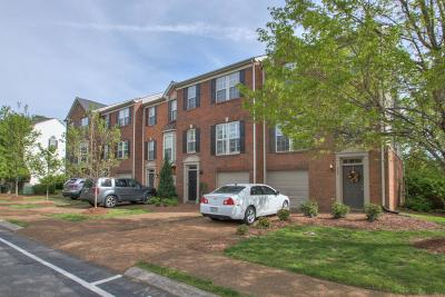Williamson County Condo/Townhouse For Sale: 602 Huffine Manor Cir