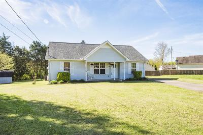 Lavergne Single Family Home Under Contract - Not Showing: 612 Kendrick Ct