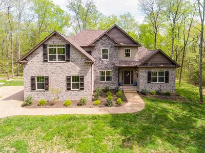 Wilson County Single Family Home Under Contract - Showing: 1507 Walnut Hill Rd