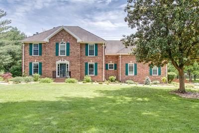 Hendersonville Single Family Home For Sale: 1214 Spearpoint Dr