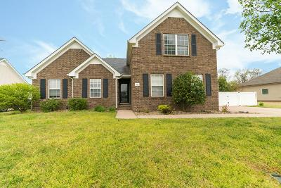 Murfreesboro Single Family Home For Sale: 2119 Saint Andrews Dr