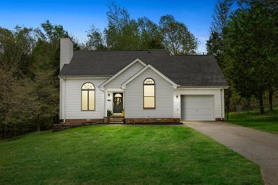 Clarksville Single Family Home For Sale: 428 Crabtree Cir