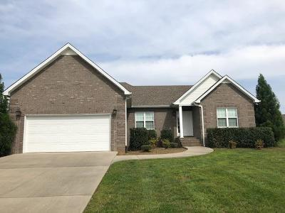 Winchester Single Family Home For Sale: 86 Chickamauga Trl