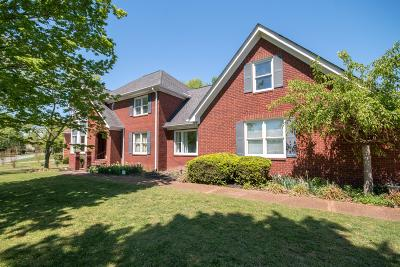 Sumner County Single Family Home For Sale: 105 Ballentrae Dr