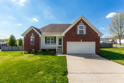 Mount Juliet Single Family Home For Sale: 1058 Windtree Trce