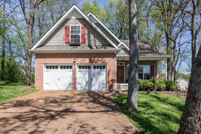 Spring Hill Single Family Home Under Contract - Showing: 1910 Hamelton Cir