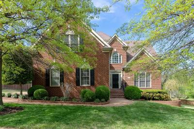 Brentwood Single Family Home Under Contract - Not Showing: 6216 Banbury Sta