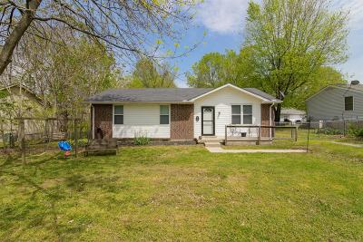 Wilson County Single Family Home Under Contract - Showing: 404 Morningview Dr