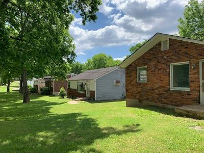 Nashville Single Family Home For Sale: 132 Hart Ln