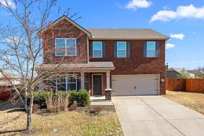Brentwood Single Family Home Under Contract - Not Showing: 7386 Autumn Crossing Way