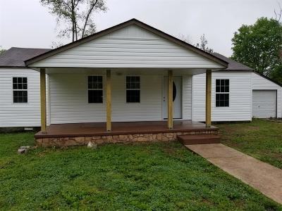Decherd Single Family Home For Sale: 103 8th Ave N