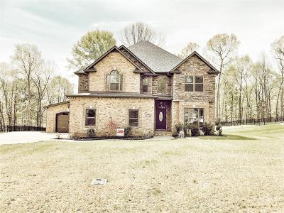 Clarksville Single Family Home For Sale: 1120 Reda Dr. Lot 28