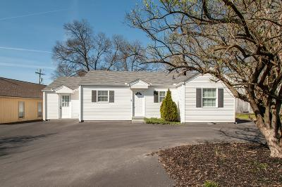 Single Family Home For Sale: 436 E Iris