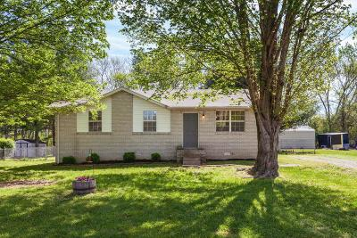 Murfreesboro Single Family Home For Sale: 2841 Sunnyview Dr