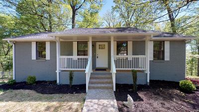 White House Single Family Home Under Contract - Not Showing: 1430 Winding Way Dr